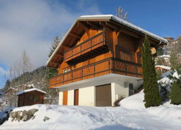 Thumbnail 4 bed property for sale in Chalets De Plaine Dranse, 74390 Châtel, France