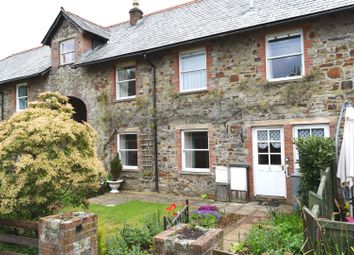 Thumbnail 3 bed terraced house for sale in Orleigh Court, Buckland Brewer, Bideford