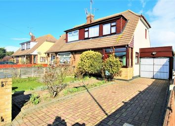 Thumbnail 2 bed semi-detached house for sale in Stevens Close, Canvey Island, Essex