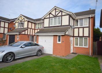 3 bed detached house for sale in Taverners Crescent, Littleover, Derby DE23