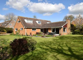 Thumbnail 4 bed detached house for sale in Hall Close, Whissendine, Rutland