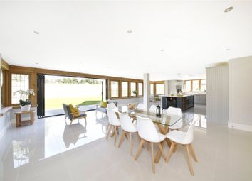 Thumbnail 6 bedroom detached house for sale in Hillbury Farm, Tithepit Shaw Lane, Warlingham