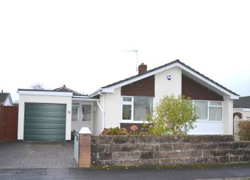 Thumbnail 3 bedroom detached bungalow for sale in Merrylees Drive, Barnstaple