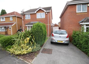 Thumbnail 3 bed detached house for sale in Morris Avenue, Chilwell, Beeston, Nottingham