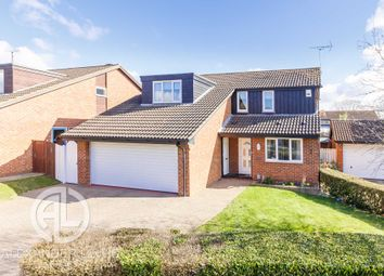 Thumbnail 4 bed detached house for sale in Greenway, Letchworth Garden City