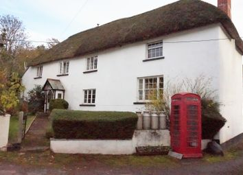 Thumbnail 4 bed detached house for sale in Coleford, Crediton