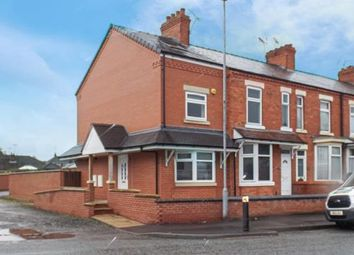 3 bed end terrace house for sale in Underwood Lane, Crewe, Cheshire CW1