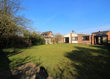 Thumbnail 3 bed detached bungalow for sale in Newlands Drive, Lowton, Warrington