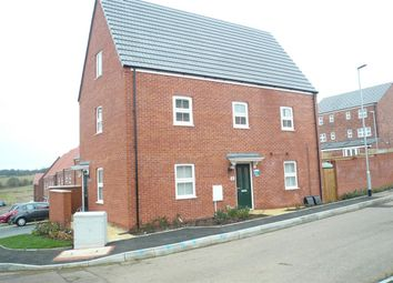 Thumbnail 2 bed flat to rent in Shortland Road, Kettering