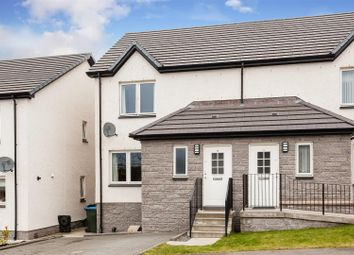 Thumbnail 3 bed property for sale in Hutchison Place, Scone, Perth