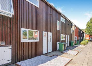 Thumbnail 3 bedroom end terrace house for sale in Shortfen, Peterborough