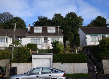 Thumbnail 3 bed semi-detached bungalow for sale in Foxhole Road, Paignton, Devon