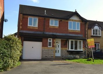 Thumbnail 4 bedroom detached house for sale in Darmead, Weston-Super-Mare