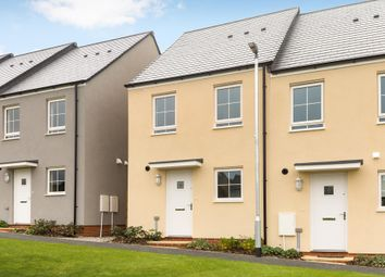 """Thumbnail 2 bed end terrace house for sale in """"Tiverton"""" at Kimlers Way, St. Martin, Looe"""