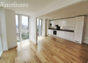 Thumbnail 2 bed flat to rent in Cooks Road, London