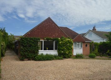 Thumbnail 4 bedroom detached bungalow for sale in Breach Avenue, Southbourne, Emsworth