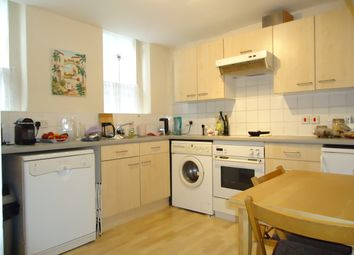 Thumbnail 1 bed flat to rent in Vicarage Crescent, By Battersea Square