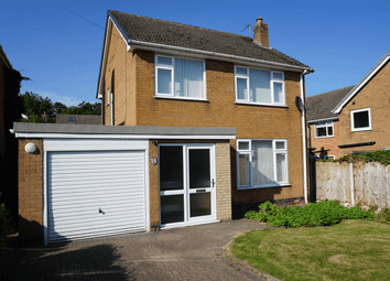 Thumbnail 3 bed detached house to rent in Cooke Close, Old Tupton, Chesterfield