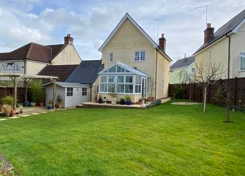 Thumbnail 4 bed detached house for sale in Langdons Way, Tatworth, Chard