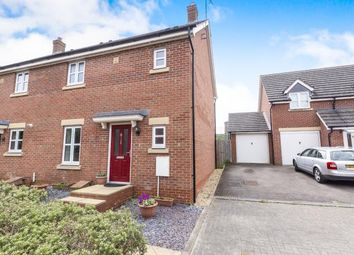Thumbnail 3 bed semi-detached house for sale in Boughton Way, Gloucester, Gloucestershire