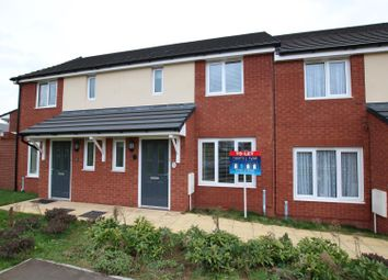 Thumbnail 3 bed terraced house to rent in Ashcroft Road, Hill Barton Vale, Exeter