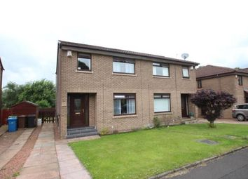 Thumbnail 3 bed semi-detached house for sale in Aursbridge Crescent, Barrhead, Glasgow, East Renfrewshire