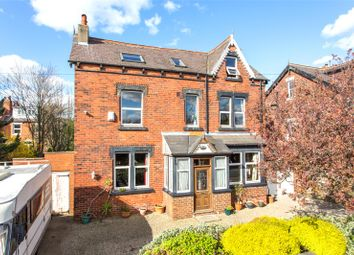 Thumbnail 6 bed detached house for sale in Gledhow Avenue, Leeds, West Yorkshire