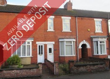 Thumbnail 4 bed terraced house to rent in Ropery Road, Gainsborough