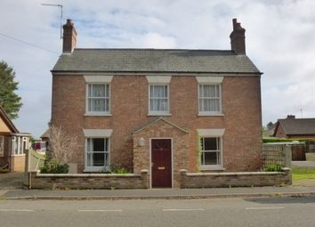 Thumbnail 3 bed detached house to rent in Roman Bank, Long Sutton, Spalding, Lincolnshire