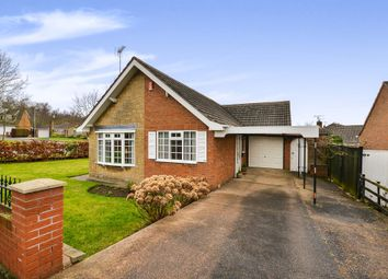 Thumbnail 2 bed detached bungalow for sale in Chatsworth Drive, Mansfield