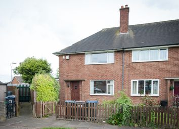 Thumbnail 2 bed end terrace house for sale in Pear Tree Road, Shard End, Birmingham