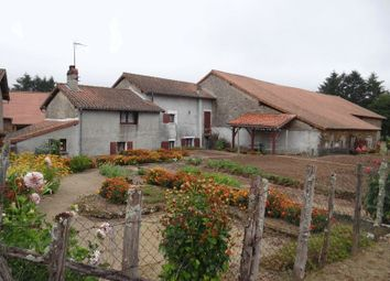 Thumbnail 3 bed property for sale in Near Saint Mathieu, Haute Vienne, Limousin