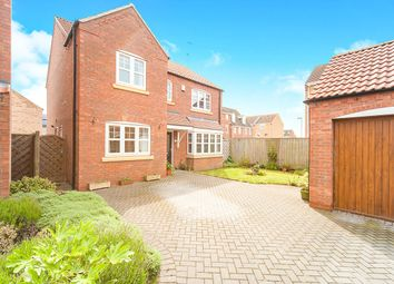 Thumbnail 4 bedroom detached house for sale in New Forest Way, Kingswood, Hull