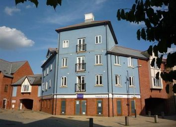 Thumbnail 2 bed flat to rent in Wherry Road, Norwich, Norfolk