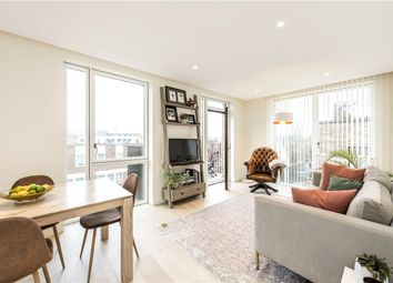 Thumbnail 2 bedroom flat to rent in Atrium Apartments, 12 West Row, London