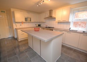 Thumbnail 7 bed property to rent in Upper Redlands Road, Reading