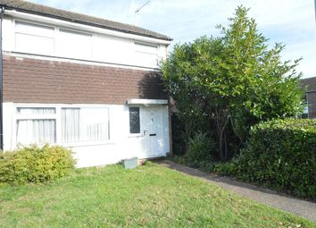 Thumbnail 2 bed end terrace house to rent in Watling View, St Albans