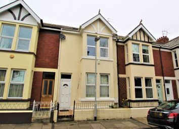 3 bed terraced house to rent in Edgcumbe Avenue, Millbridge, Plymouth, Devon PL1