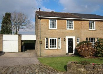 Thumbnail 3 bed semi-detached house for sale in Sycamore Gardens, Foulridge, Lancashire