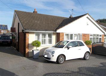 Thumbnail 2 bedroom semi-detached bungalow for sale in Jones Road, Goffs Oak, Waltham Cross