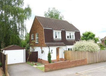 Thumbnail 3 bed detached house for sale in Linden Pit Path, Leatherhead