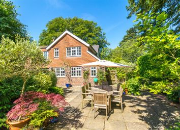 Thumbnail 4 bed detached house for sale in Old Heathfield, Heathfield