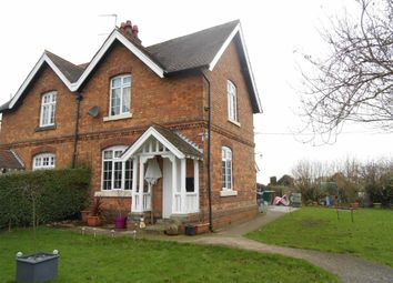 Thumbnail 3 bed semi-detached house to rent in Common Lane, Radbourne Common, Derbyshire