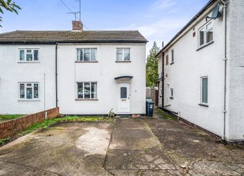 Thumbnail 3 bed semi-detached house for sale in Gammons Lane, Watford