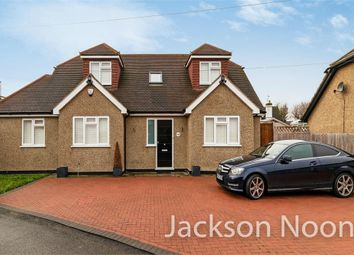 Thumbnail 4 bed detached house for sale in Plough Road, West Ewell, Epsom