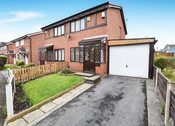 Thumbnail 2 bed semi-detached house for sale in Riverside Road, Radcliffe, Manchester