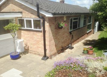 Thumbnail 3 bed detached bungalow for sale in Telegraph Road, West End, Southampton