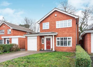Thumbnail 4 bed detached house for sale in Porters Croft, Guilden Sutton, Chester