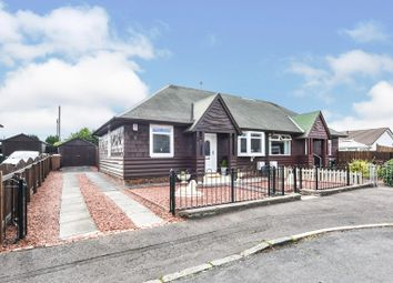 Thumbnail 2 bed semi-detached bungalow for sale in Portland Terrace, Hurlford, Kilmarnock