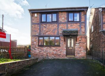 Thumbnail 3 bed detached house for sale in High Street, Halmer End, Stoke-On-Trent, Staffordshire